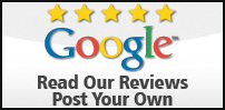 Read and Write Google Reviews for Our Whittier, CA Location